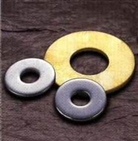 flat washer zinc plated